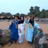 Merzouga Cameltrekking  Bivouac