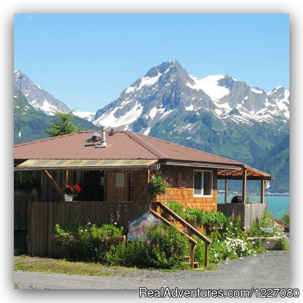The Wing Cabin on the Waterfront | Image #14/26 | The Best Waterfront Lodging in Seward Alaska