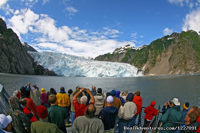 Glacier viewing at its best (#1 of 1) - Major Maine Tours