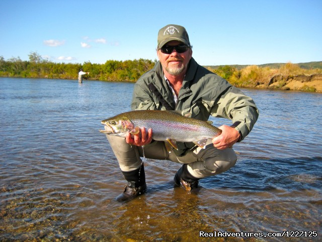 Trophy Rainbows - High Adventure Air Charter