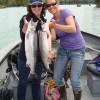 Eric Loomis Fishing Kenai Silvers
