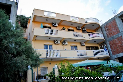 : Villa Evita - Accommodation Ulcinj