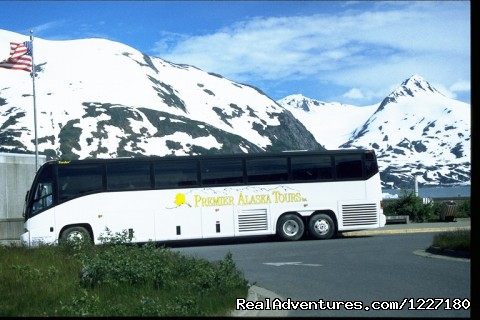 Image #1 of 1 - Premier Alaska Tours
