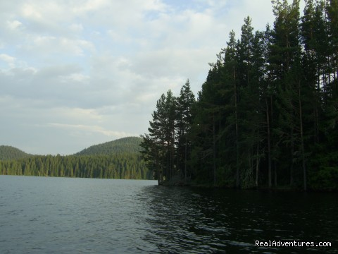 - Kayaking & Camping Golyam Beglik Lake