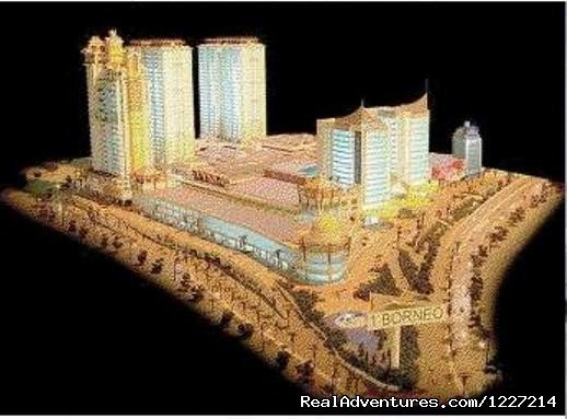 1 Borneo Tower B Service Service Apartment / Condominium is prefer choice of accommodation to stay with. It complete with basic utility and easy to access. The biggest Mall - 1 Borneo is located here.