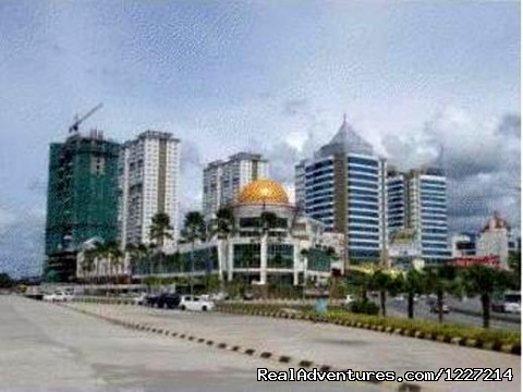 1 Borneo Tower B - Service Apartment / Condominium 1 Borneo Shopping  Mall