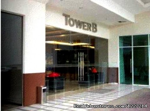 Tower B Main Entrance - 1 Borneo Tower B - Service Apartment / Condominium