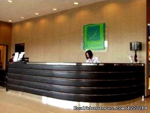 Lobby of Tower B - 1 Borneo Tower B - Service Apartment / Condominium