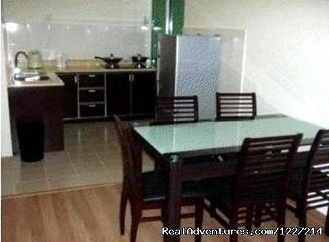 - 1 Borneo Tower B - Service Apartment / Condominium