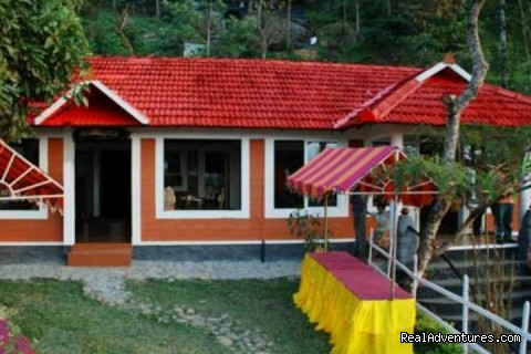 dining - Green Paradise Resorts Wayanad
