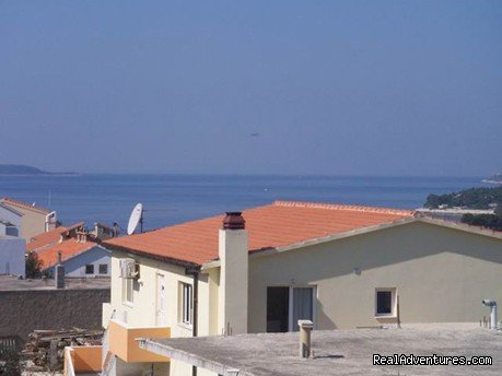 Our accommodation in Hvar