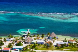 World Class Diving & Snorkeling on private island Adjohoun, Belize Hotels & Resorts