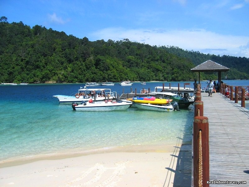 Island Excursion, Sapi Island