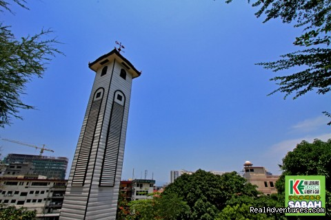 Atkinson Clock Tower, Kota Kinabalu - 5d/4n Sabah Below The Wind Esplanade Packages