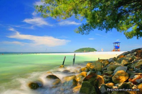 Island Excursion, Manukan Island - 5d/4n Sabah Below The Wind Esplanade Packages