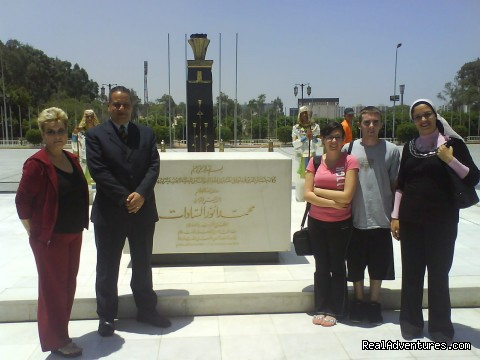Champion Tours, President Sadat Memorial (#8 of 26) - Champion Tours Egypt
