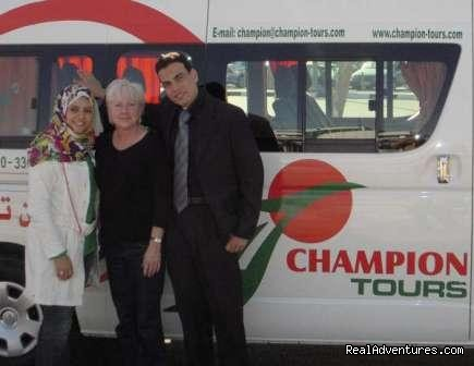 Champion Tours,Tourleaders - Champion Tours Egypt