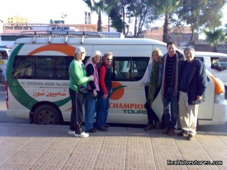 Champion Tours, Van (#9 of 26) - Champion Tours Egypt