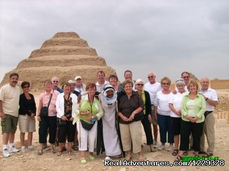 Champion Tours, Saqqara (#2 of 26) - Champion Tours Egypt