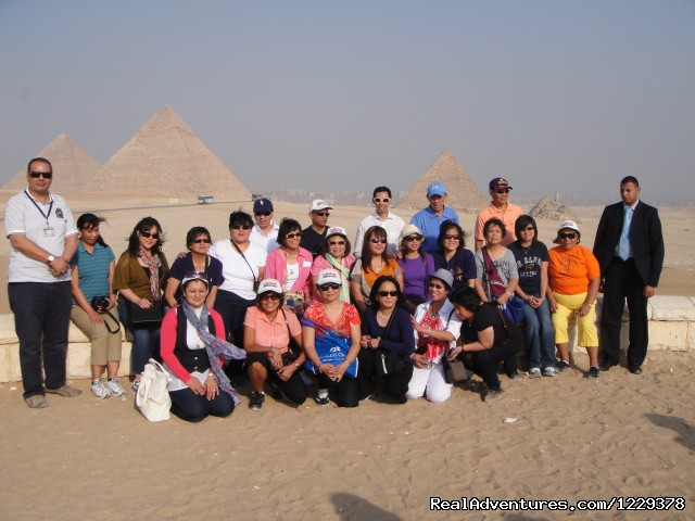 - Champion Tours Egypt