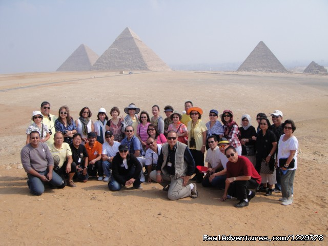 Champion Tours Egypt