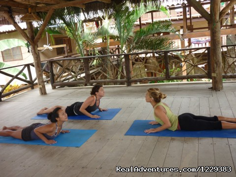 yoga lessons - Study spanish on the beach, surf, yoga