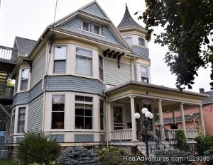 Come  and Enjoy the Franklin Street Inn B&B Appleton, Wisconsin Bed & Breakfasts