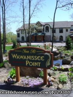 Inn at Wawannissee Point | Image #1/20 | Baraboo, Wisconsin  | Bed & Breakfasts | Inn at Wawanissee Point