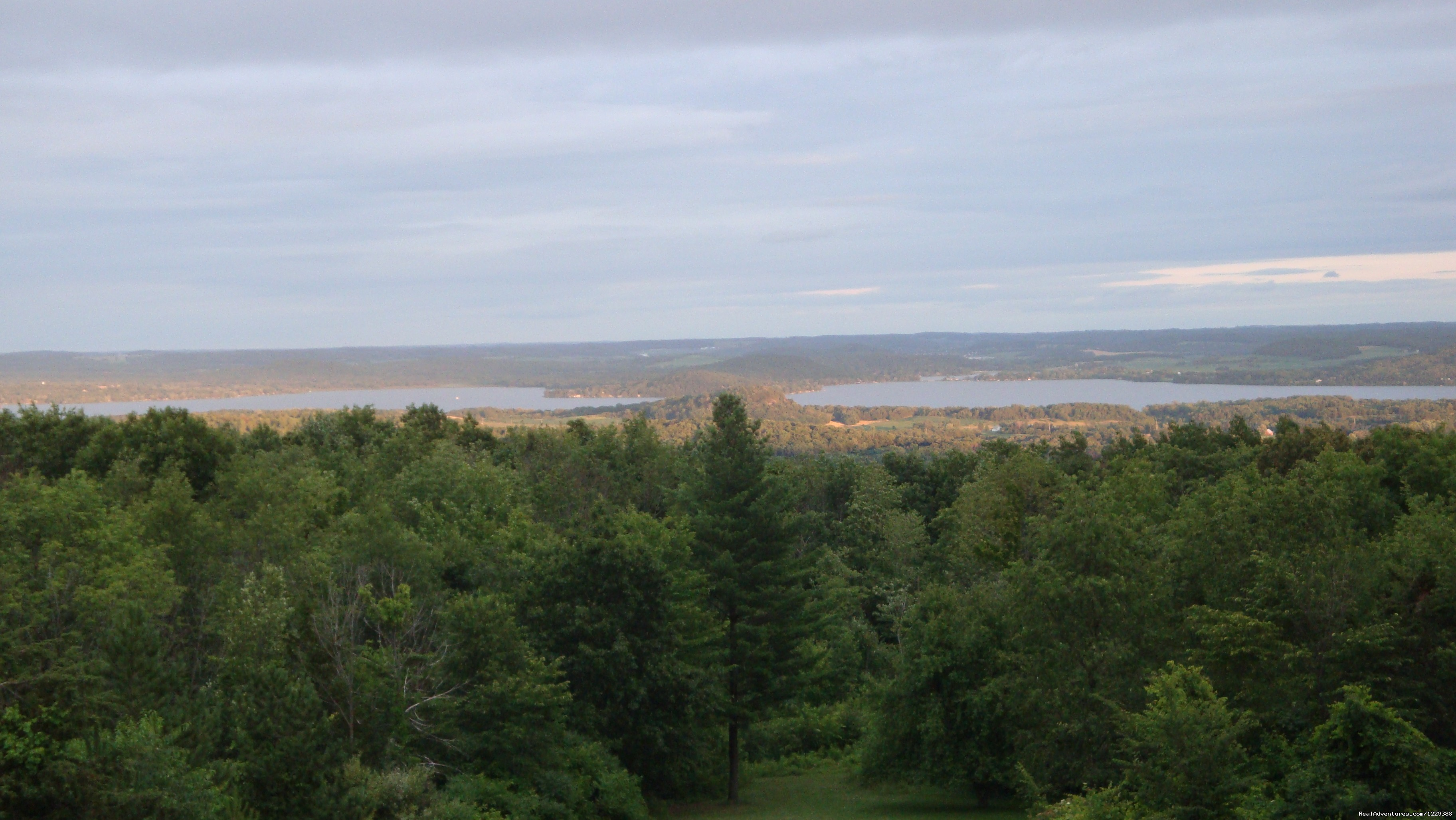 Panoramic Lake Wisconsin View | Image #7/20 | Inn at Wawanissee Point