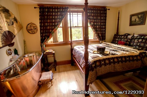 Love at First Site - Romantic Weekend Getaways At The Cobblestone B&B
