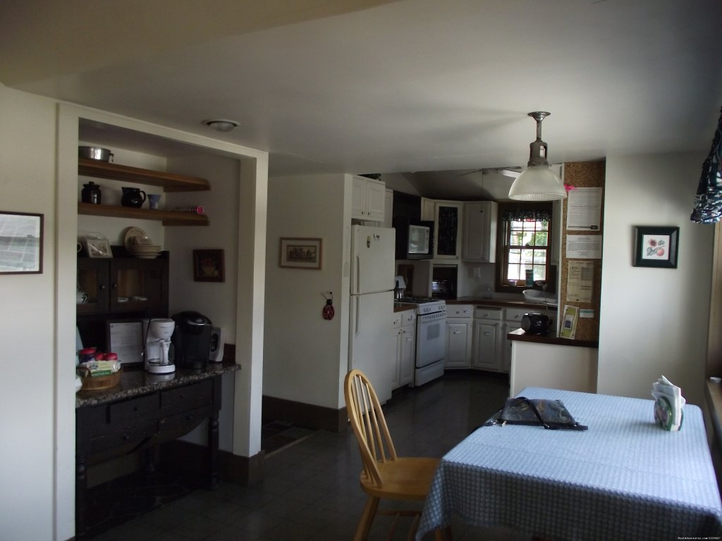 The Kitchen | Image #6/7 | Rural Retreat in Historic Village