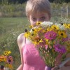 Picking Prairie Flowers