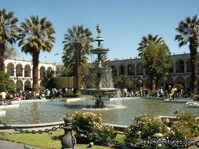 - Arequipa