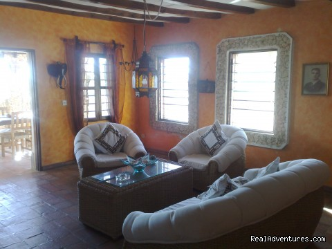 Sittingroom Apartment - Unforgetable Days at Watamu Tembo Village Resort