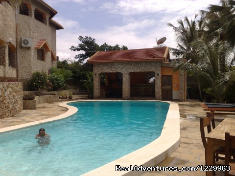 Pool - Unforgetable Days at Watamu Tembo Village Resort