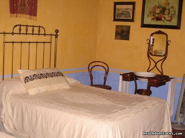Rooms with original hacienda furniture | Image #7/13 | Horseback Riding Mexican Tours