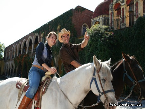 Tequila Testing Horseback Riding Tour