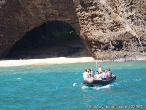 Kauai Sea Tours Na Pali Coast Adventures Sight-Seeing Tours Eleele, Hawaii