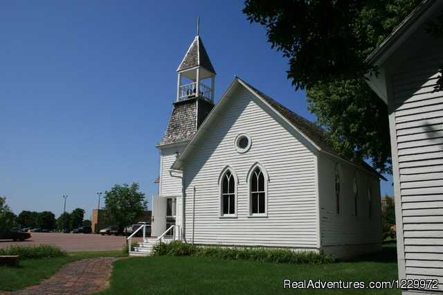 Dakota Discovery Museum Farwell Church