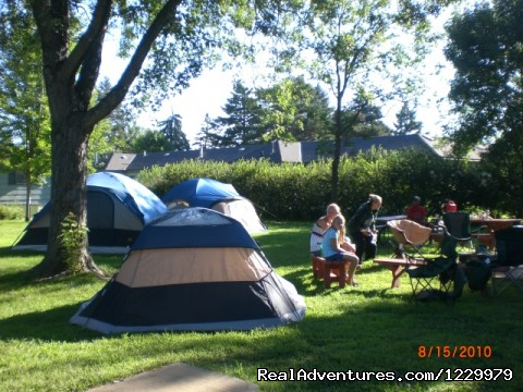 Image #3 of 4 - Tower Campgrounds
