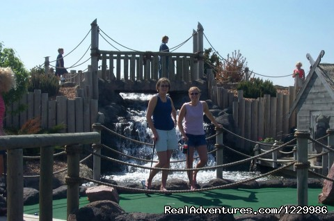 - Thunder Road Family Fun Park