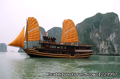 Calypso Cruises, halong - Vietnam Set Departure Daily