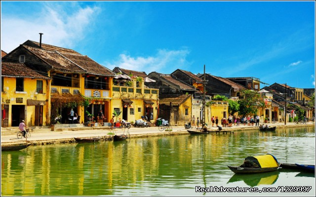 hoi An - Vietnam Set Departure Daily