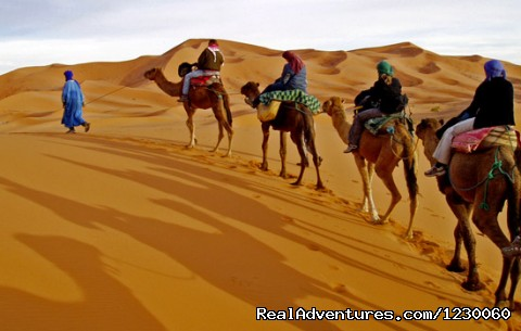 Trekking In Morocco: Tours In Morocco