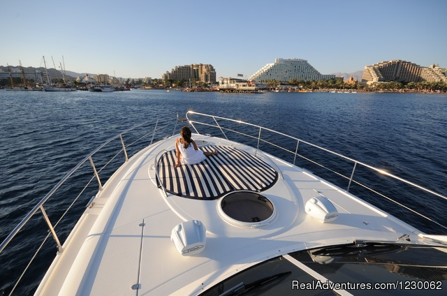 - 'Ocean Yacht' in Eilat-Red Sea