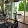 Fitness Studio and Sundeck