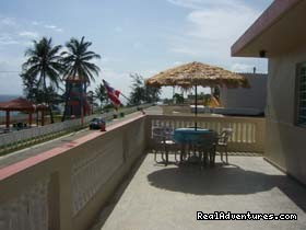 Exclusive Upper Deck - C9 Hatillo del Mar Guest House by the Sea