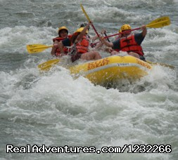 white water rafting, many levels of water available (#2 of 25) - Explore Panama