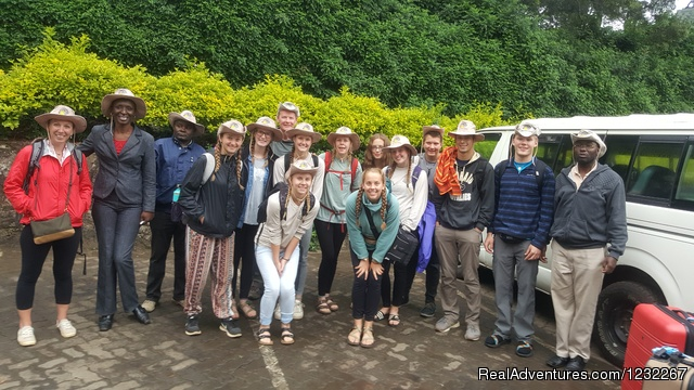 Hot Springs ,Lake Bogoria - Budget Camping,Kenya Safari, Camping on RoofTent