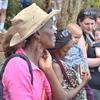 Tsavo East,Lugard Falls